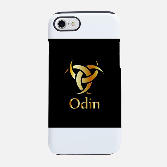 Odin- The graphic is a symbo iPhone 8/7 Tough Case