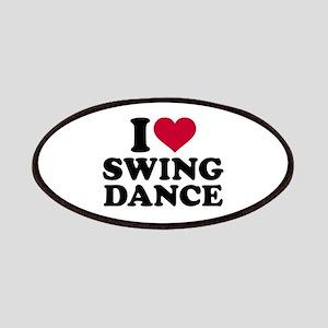 I love swing dance Patch