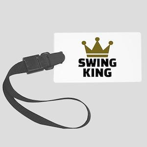 Swing king Large Luggage Tag
