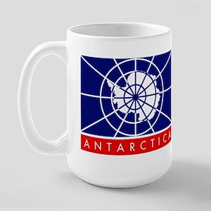 Antarctica Large Mug