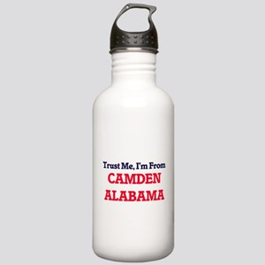 Trust Me, I'm from Cam Stainless Water Bottle 1.0L