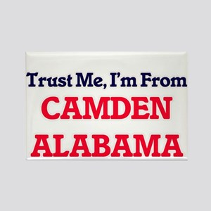 Trust Me, I'm from Camden Alabama Magnets