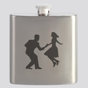 Swing dancing Flask