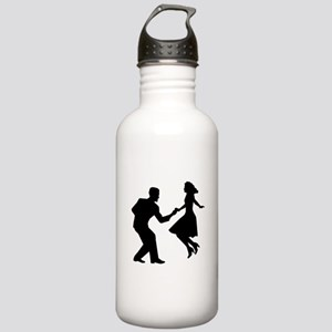 Swing dancing Stainless Water Bottle 1.0L