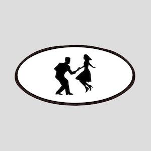 Swing dancing Patch