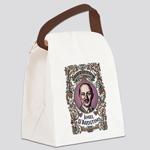 Angel D'Agostino Canvas Lunch Bag