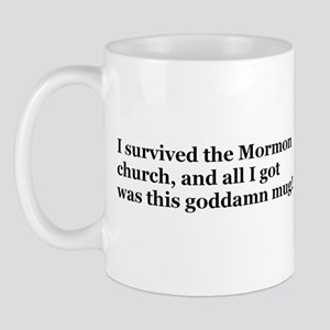 Ex-Mormon Mug