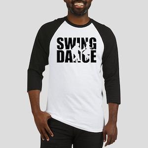 Swing dance Baseball Jersey