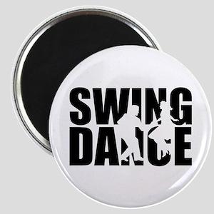Swing dance Magnet