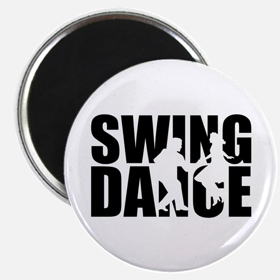 Swing dance Magnet
