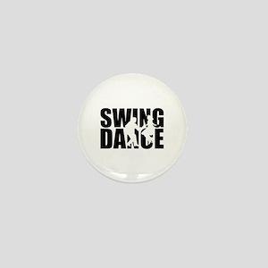 Swing dance Mini Button