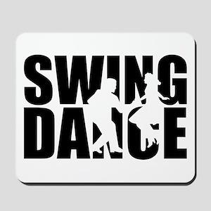 Swing dance Mousepad