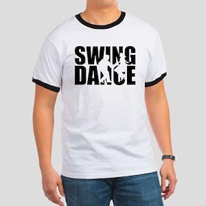 Swing dance Ringer T
