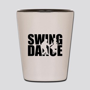 Swing dance Shot Glass