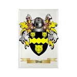 West Rectangle Magnet (100 pack)