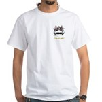West 2 White T-Shirt