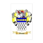 Wesson Sticker (Rectangle)