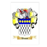 Wesson Postcards (Package of 8)