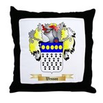 Wesson Throw Pillow