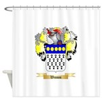 Wesson Shower Curtain