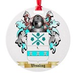 Wessling Round Ornament