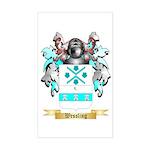 Wessling Sticker (Rectangle)