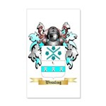 Wessling 35x21 Wall Decal