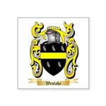 Weslake Square Sticker 3