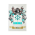 Wertz Rectangle Magnet (100 pack)