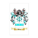 Wertz Sticker (Rectangle)