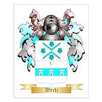 Wertz Small Poster