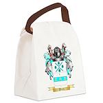 Wertz Canvas Lunch Bag