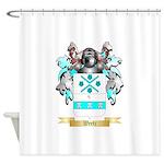 Wertz Shower Curtain