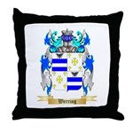 Werring Throw Pillow