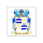 Werren Square Sticker 3