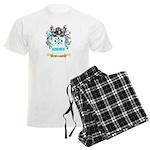 Wernjtes Men's Light Pajamas