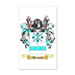 Wernjtes 20x12 Wall Decal