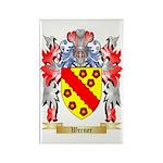 Werner Rectangle Magnet (10 pack)