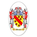 Werner Sticker (Oval 10 pk)