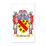 Werner 35x21 Wall Decal