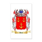 Werl 35x21 Wall Decal