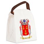 Werl Canvas Lunch Bag
