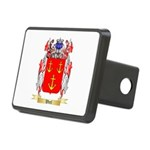 Werl Rectangular Hitch Cover