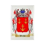 Werhle Rectangle Magnet (100 pack)