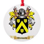 Wentworth Round Ornament