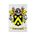 Wentworth Rectangle Magnet (100 pack)