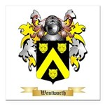 Wentworth Square Car Magnet 3