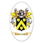 Wentworth Sticker (Oval)