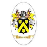 Wentworth Sticker (Oval 50 pk)