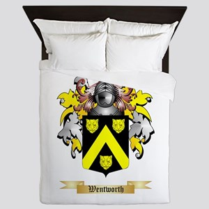 Wentworth Queen Duvet